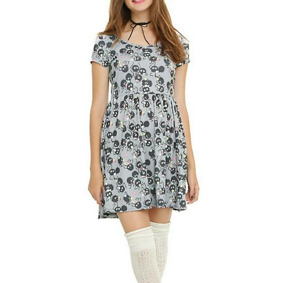 09a9634a771f Dresses   Skirts - Studio Ghibli Spirited Away Soot Sprite Dress